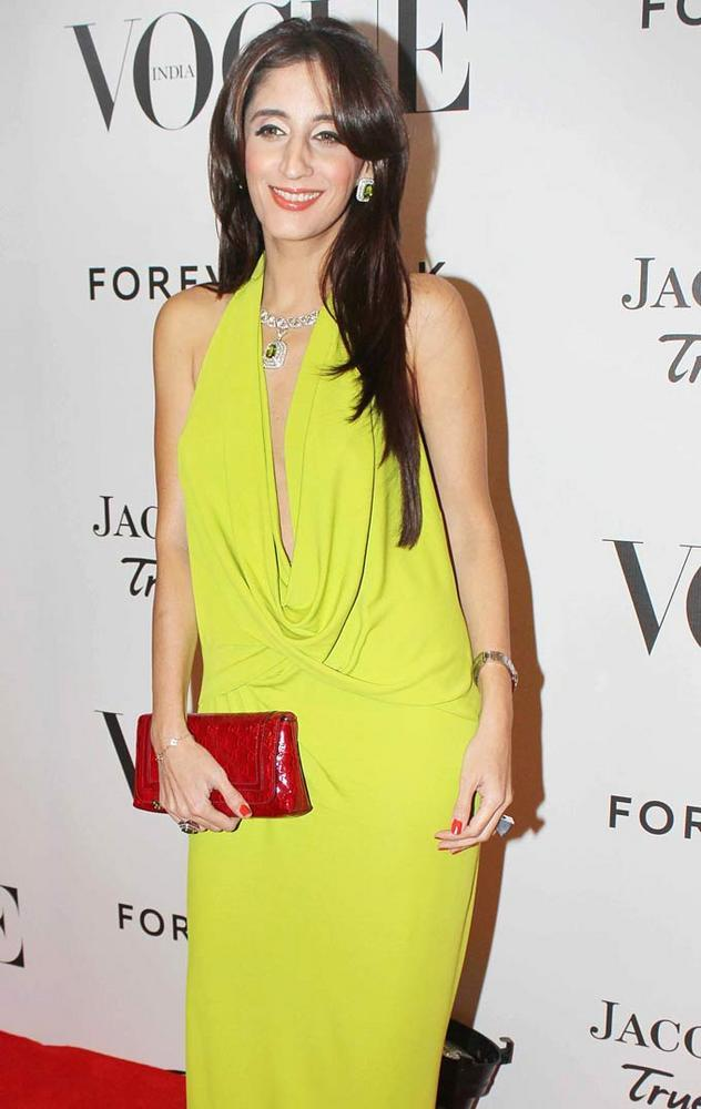 Farah Khan Ali Nice Still at Vogue's 5th Birthday Party