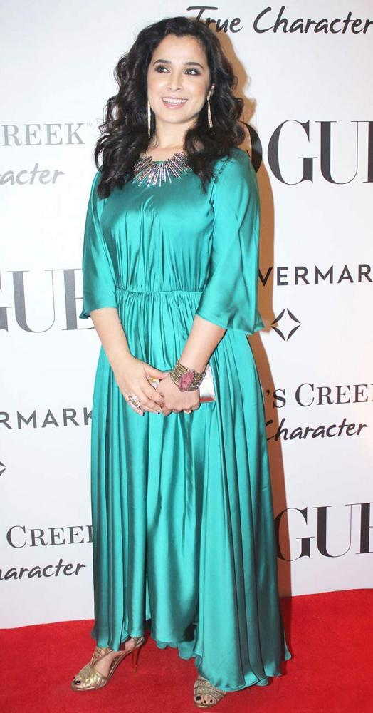 Simone Singh at Vogue's 5th Birthday Party