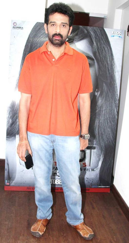 Chakravarthy at Bhoot Returns Movie First Look Launch Event