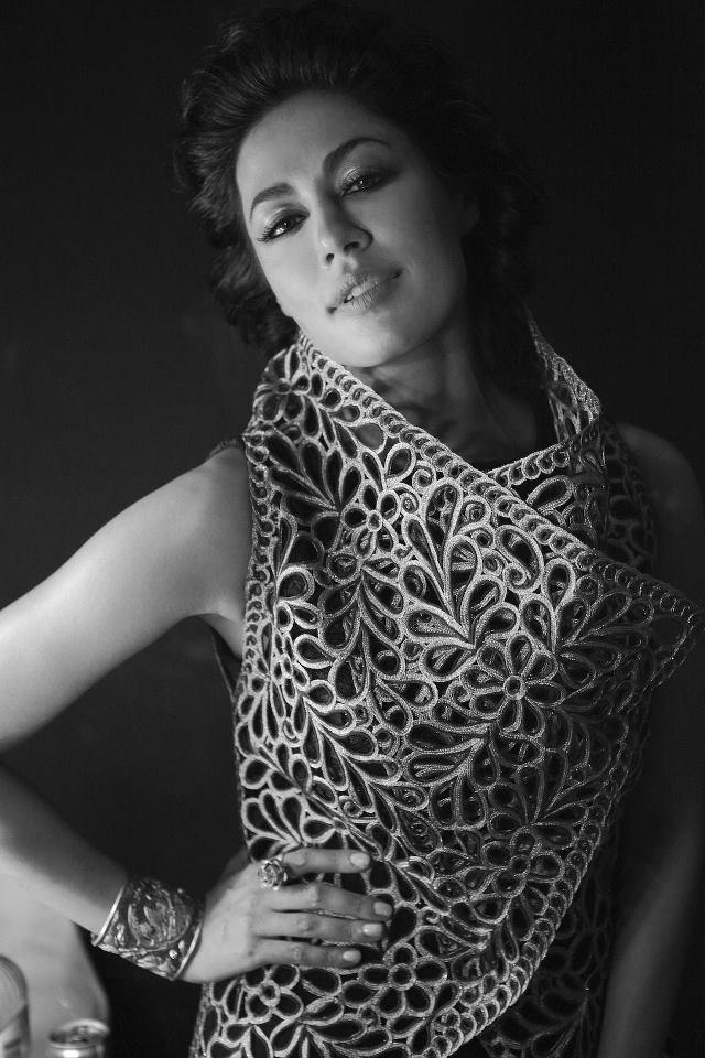 Chitrangada Senseous Look Photo Shoot at Blenders Pride Fashion Tour Kolkata