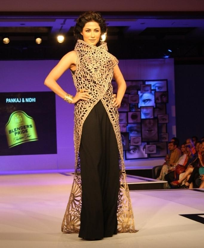 Chitrangada Singh Walks the Ramp at Blenders Pride Tour day 2