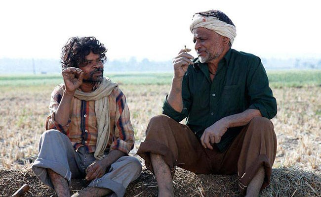 A Still From The Movie Peepli Live