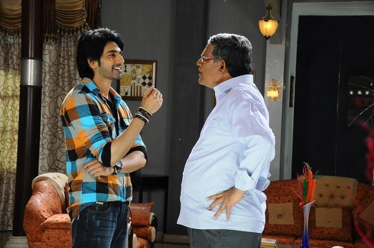 Sushanth Fun Still In Adda Movie