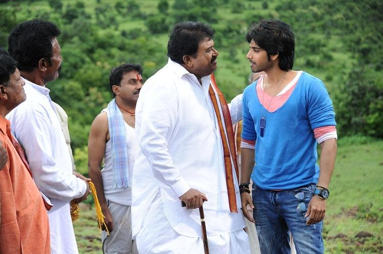 Sushanth A Still From The Movie Adda