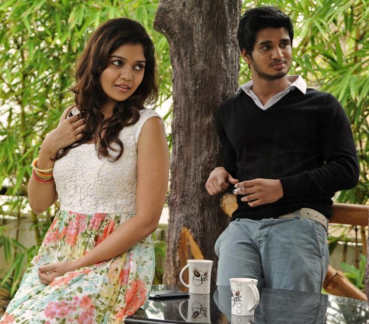 Nikhil Siddharth and Swathi in The Movie Swamy Ra Ra
