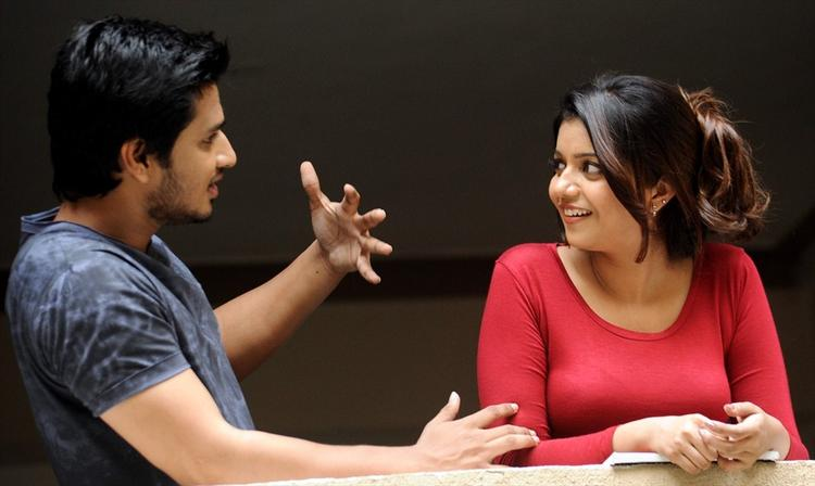 Nikhil Siddharth and Swathi In Swamy Ra Ra
