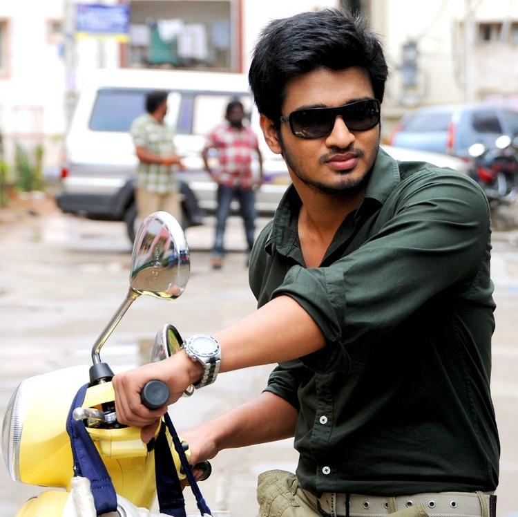 Nikhil Siddharth Hot Stylish Look For The Movie Swamy Ra Ra