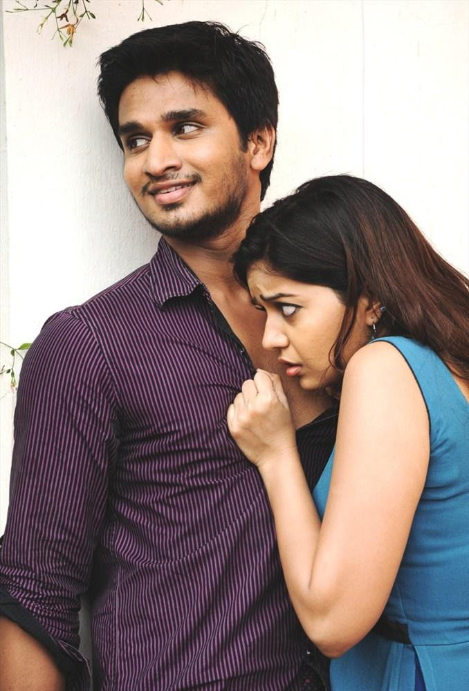Nikhil Siddharth Latest Still From The Movie Swamy Ra Ra