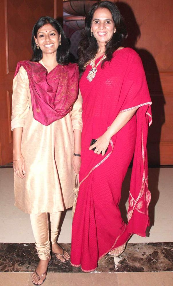 Nandita Das At The Launch Of The Online Magazine,TBIP