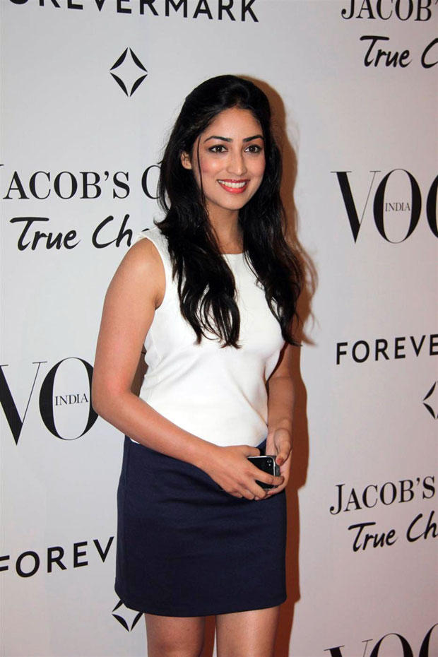 Amy Gautam at Vogue India 5th Anniversary