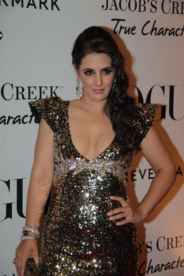 Hot Celeb at Vogue India 5th Anniversary Bash