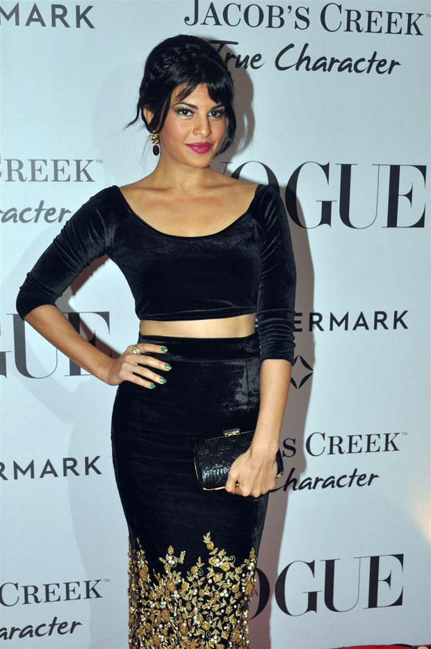 Jacqueline Fernandez at Vogue India 5th Anniversary Bash