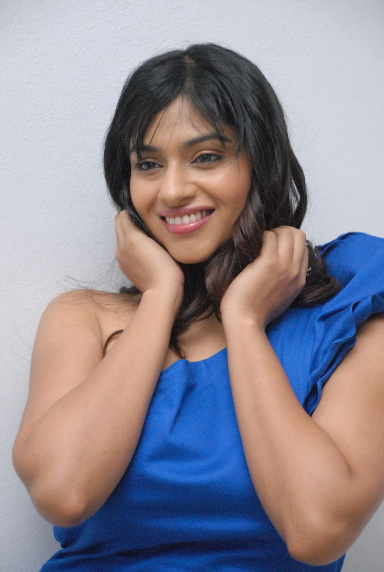 Lakshmi Nair Still at Shivani Movie Logo Launch