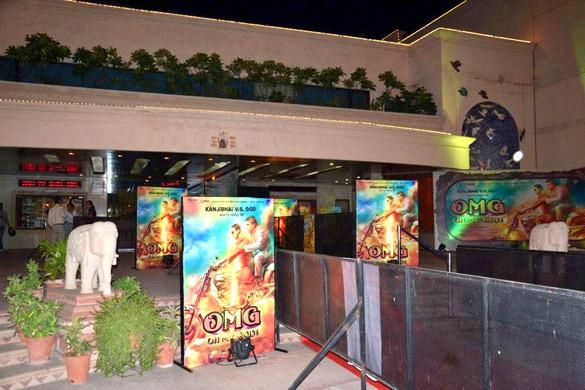 OMG Special Screening Held in Jaipur
