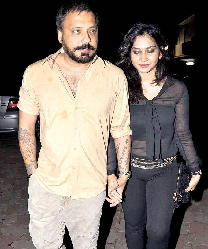 Bunty Walia Spotted at The Birthday Bash Of Chunky Pandey
