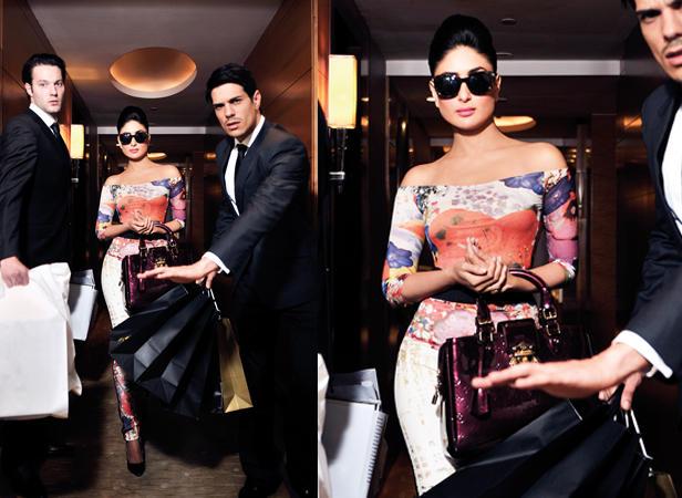 Style Icon Kareena Kapoor Latest Photo Shoot For Filmfare Magazine
