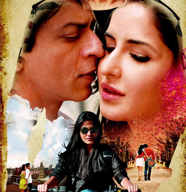 Shahrukh,Katrina and Anushka Latest Stills In Jab Tak Hai Jaan