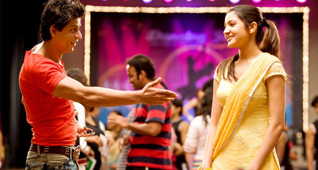 SRK and Anushka Sharma In Rab Ne Bana Di Jodi