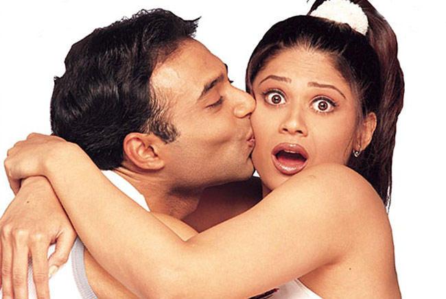 Uday Chopra and Shamita Shetty Sexy Still In Mohabbatein