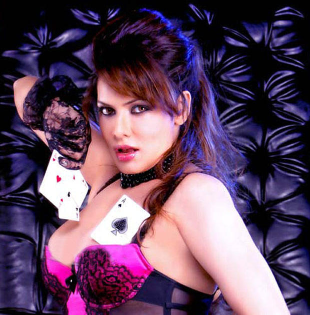 Poonam Jhawer New Hot Spicy Photo Shoot