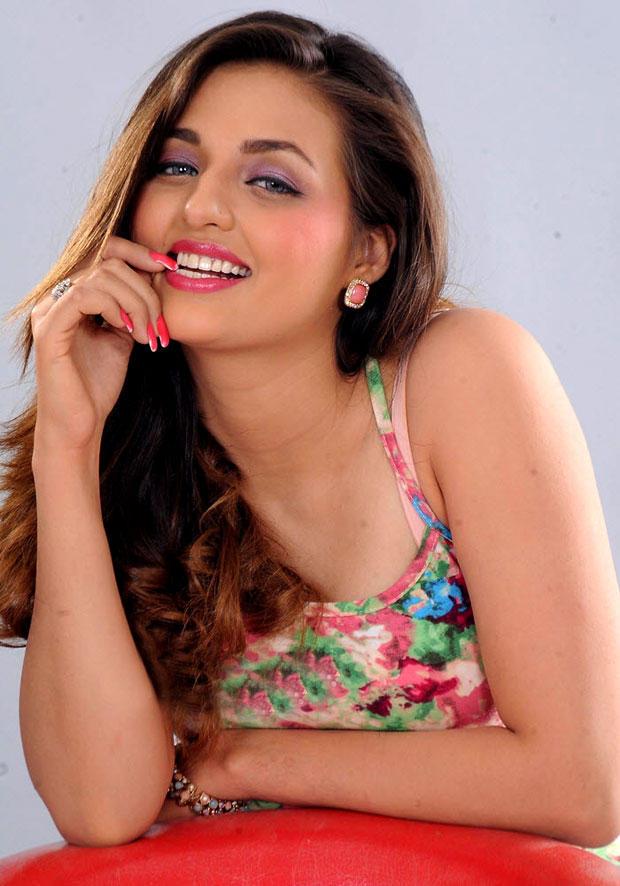 Sanaa Cute Sweet Look Photo Shoot