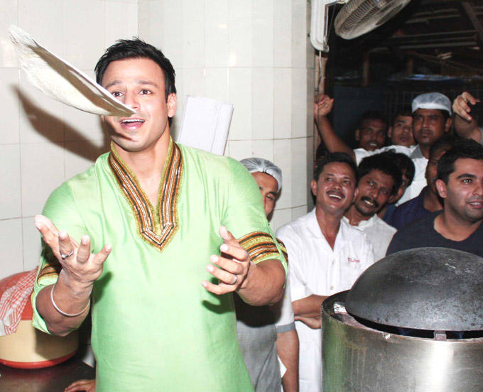 Vivek Oberoi At The Promotional Event Of KLPD