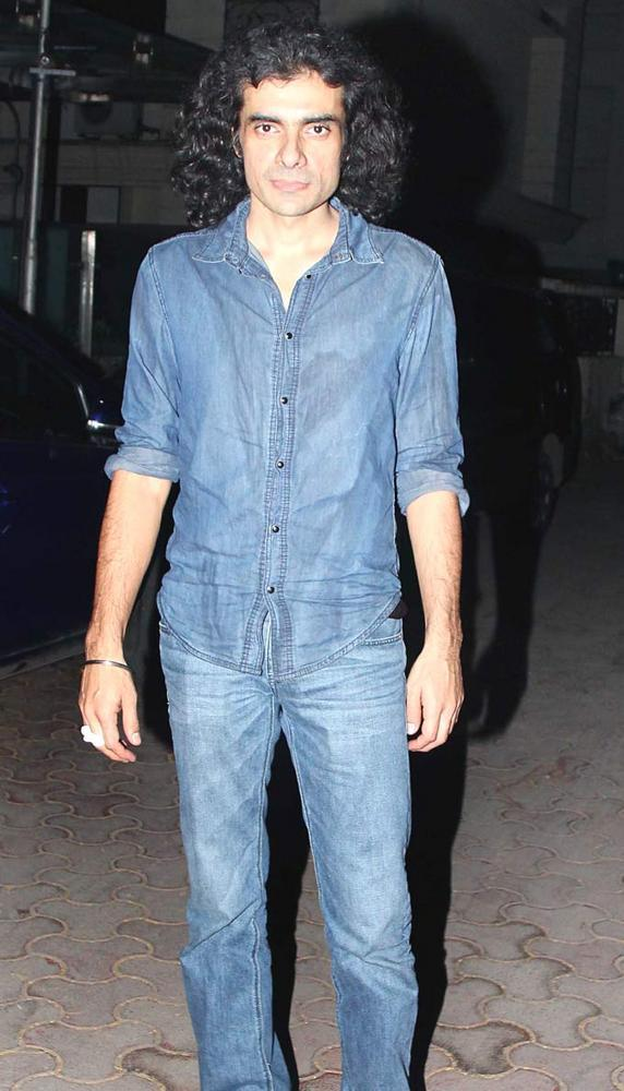 Imtiaz At 30th Birthday Bash Of Ranbir Kapoor