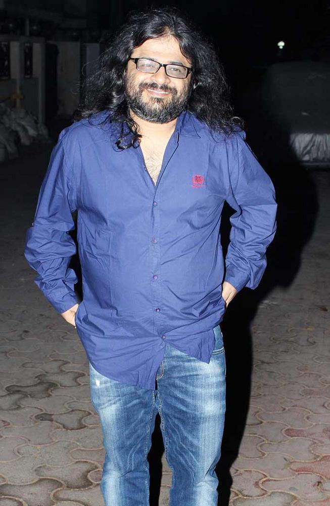 Pritam At Ranbir Kapoors 30th Birthday Bash
