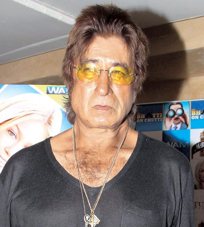Bollywood Comedian Shakti Kapoor Still