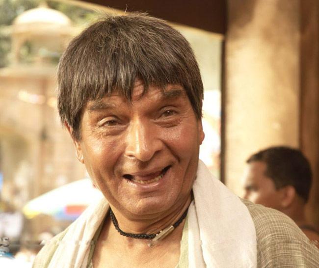 Comedian Asrani Cute Face Look Still