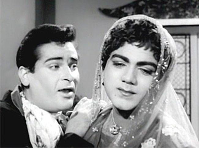 Indian Cinemas Greatest Comedian Mehmood Funny Look Still