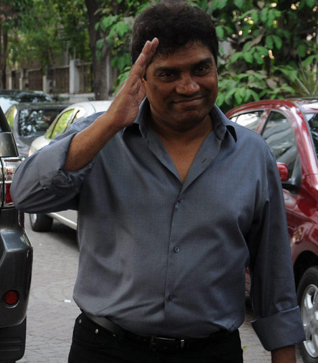 Johhny Lever Plays Comedy Role In Bollywood Between The Late 80s And Mid 90s