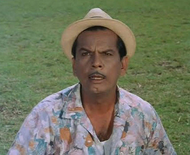 Johhny Walker Is The Screen Name Of An Indian Movie Comedian