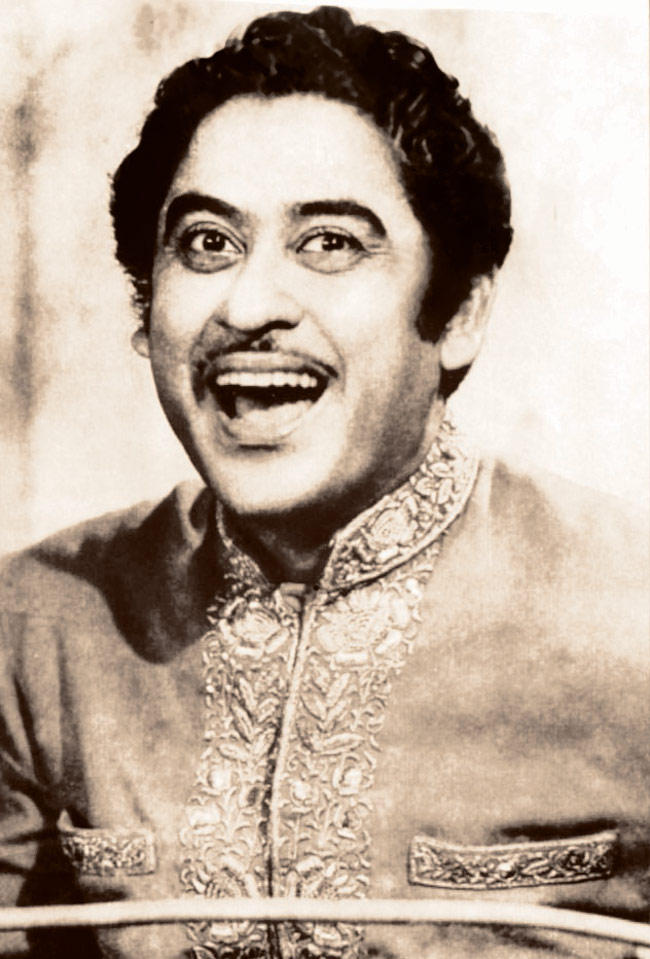 Kishore Was Not Only A Legendary Singer But Also A Comedian In Bollywood