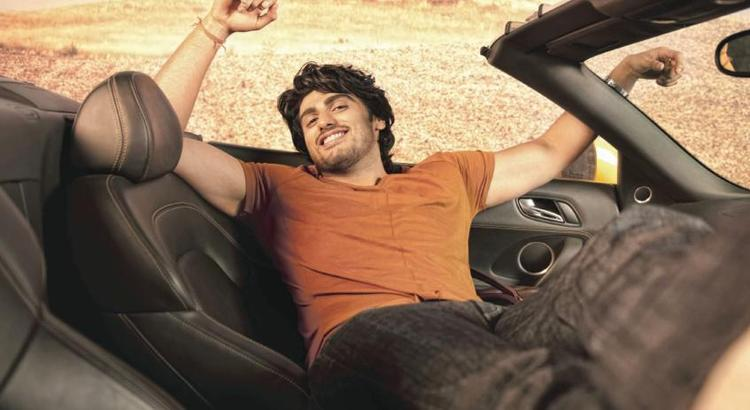 Arjun Kapoor Cool Still For Filmfare Magazine