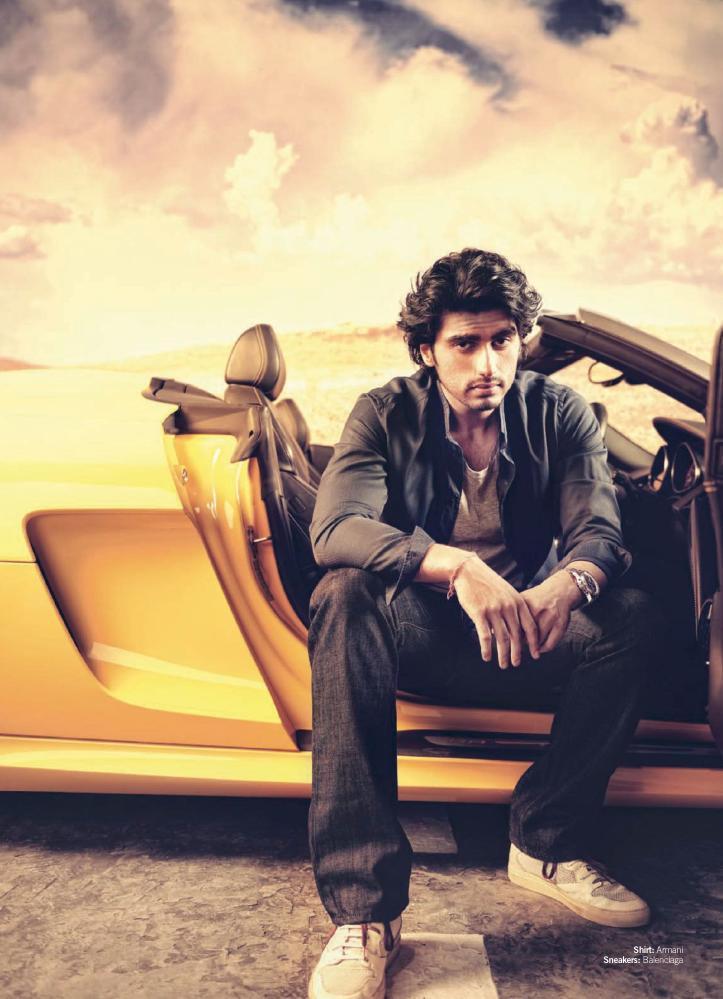 Arjun Kapoor Photo Shoot For Filmfare