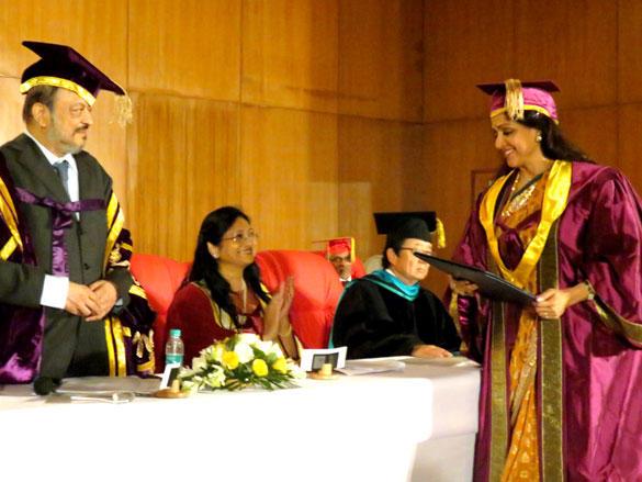 Hema Malini Is Now A Doctor