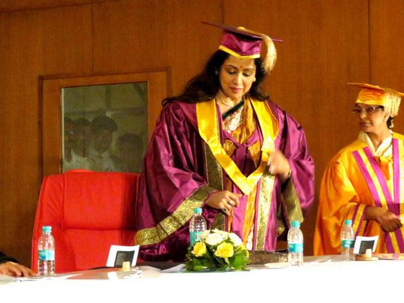 Hema Malini To Receive Doctorate From Singhania University