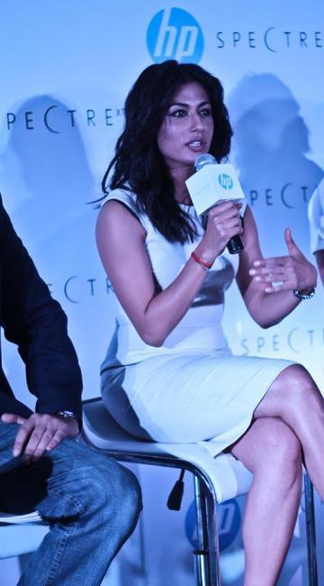 Chitrangada Singh Launches HP ENVY SpectreXT Ultrabook