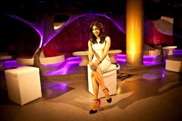 Chitrangda Singh At The Launch Of HP Envy SpectreXT In Delhi
