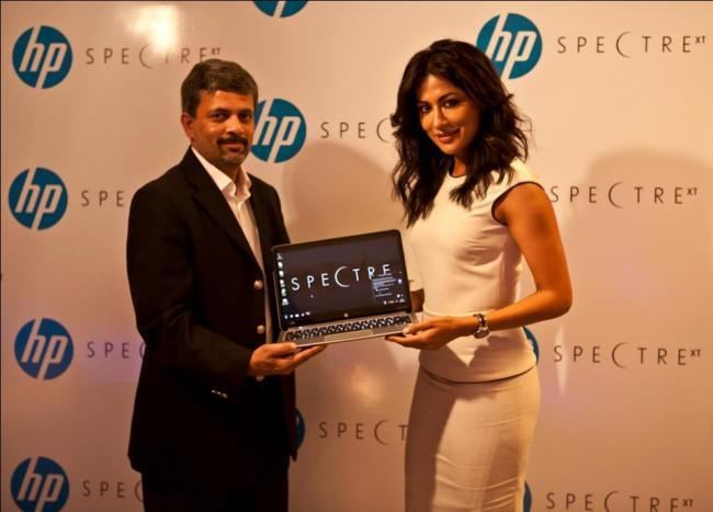 Chitrangda Singh Launches HP Envy SpectreXT Notebook