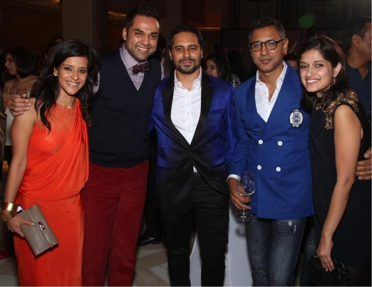 Abhay Deol Unveils Hacketts First Flagship Store