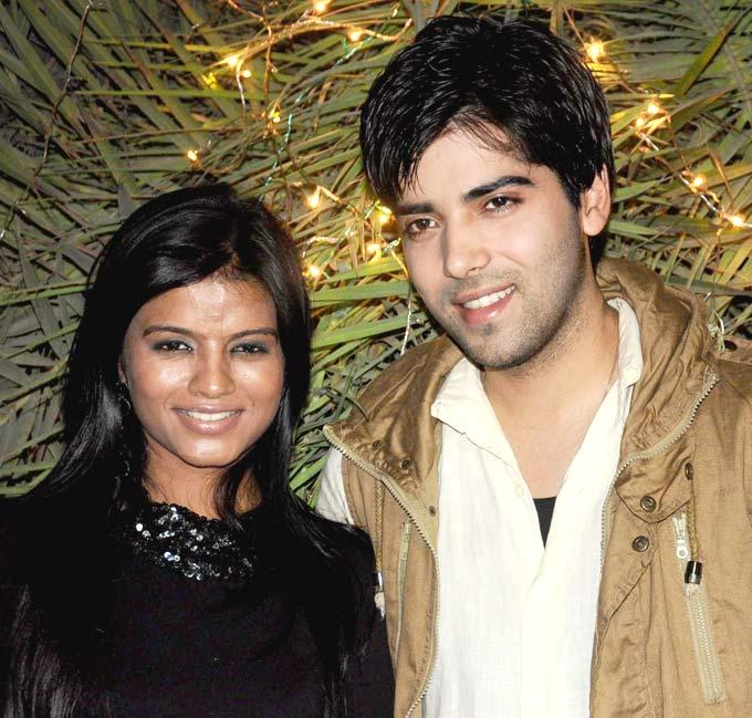 Mitali And Kinshuk Attended Afsar Bitiya Success Bash