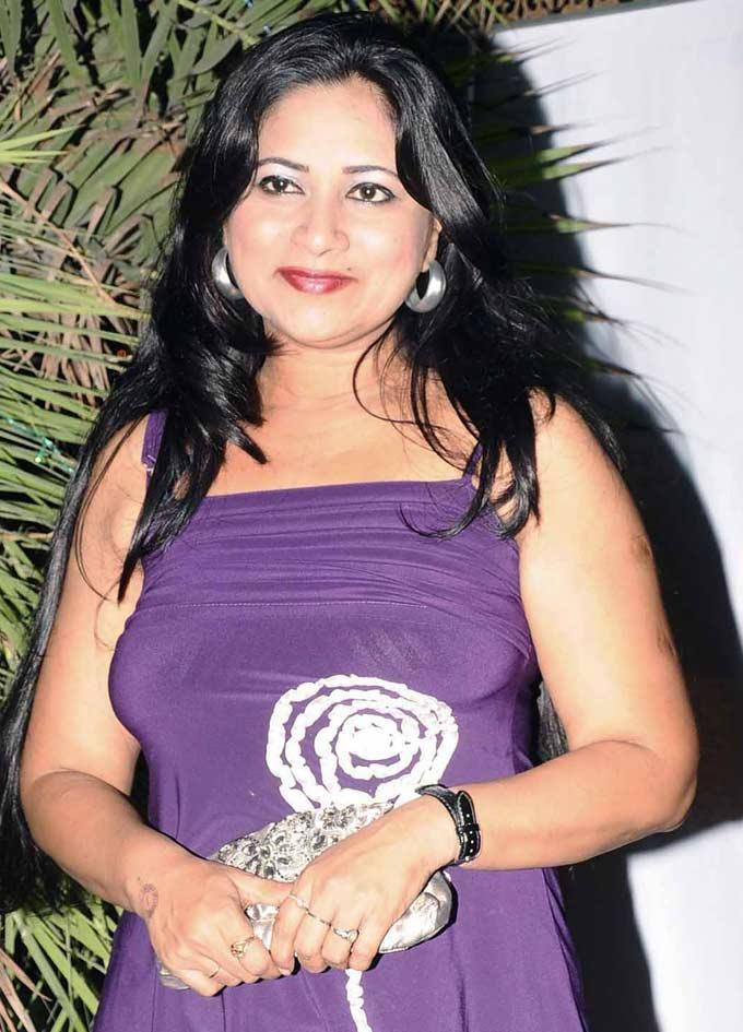 Utkarsha Naik Clicked At Success Bash Of Afsar Bitiya