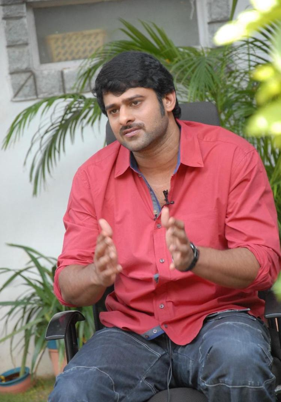 Prabhas Talks About His New Movie Rebel