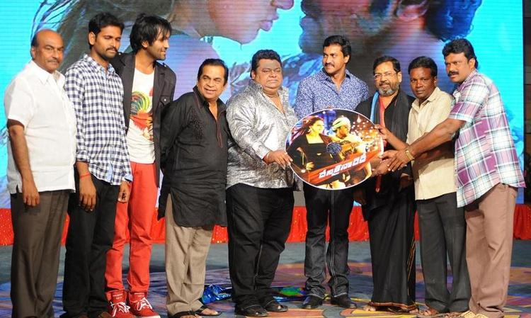 Cast and Crew Launches Denikaina Ready Audio
