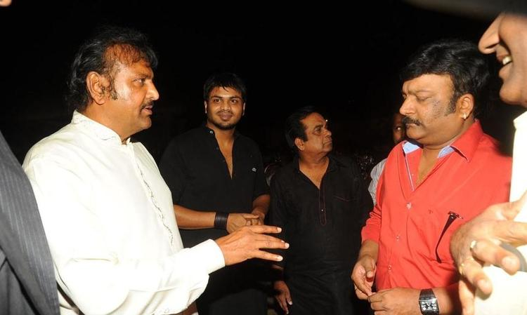 Mohan Babu at Denikaina Ready Audio Release Function