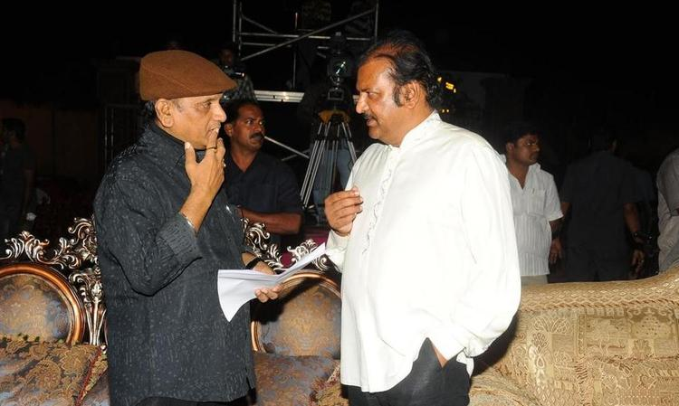 Mohan Babu During Denikaina Ready Audio Release