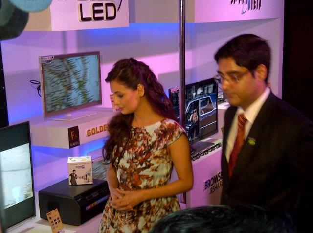 Dia Mirza Launches Panasonic Products