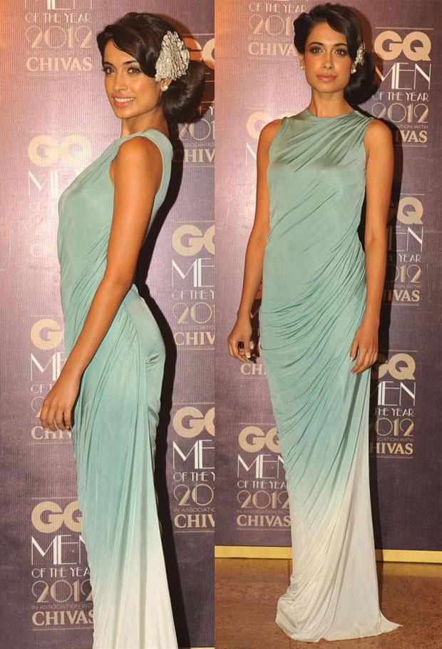 Sarah Jane Dias Sexy Pose at GQ Men Awards 2012